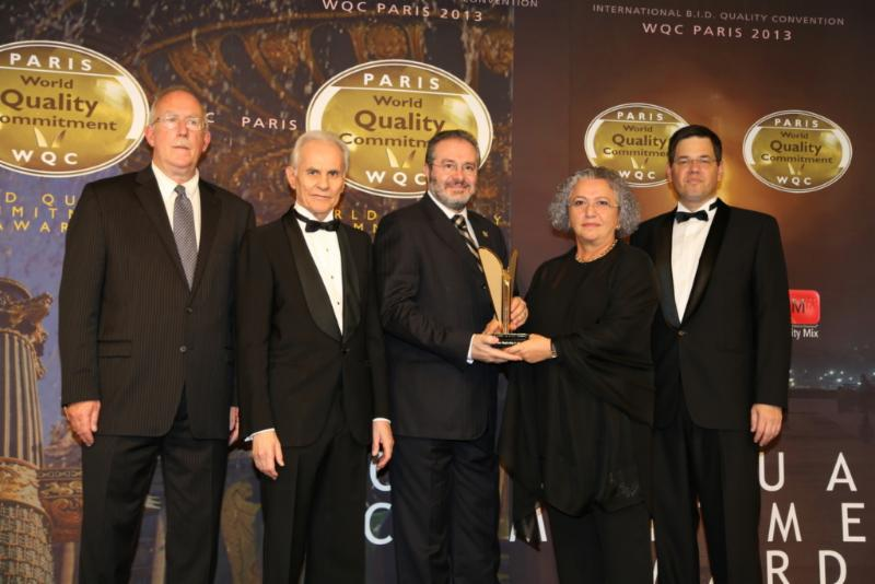 Techno Engineering & Associates Group Wins Prestigious World Quality Commitment Award