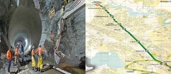 Subway Line 4 - Bazilescu Straulesti